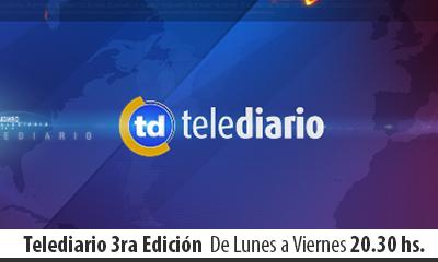 TELEDIARIO tercera edicion
