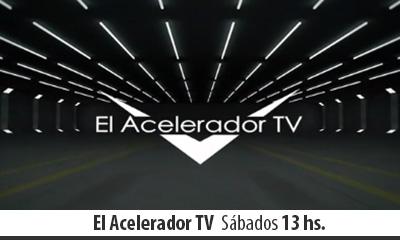 el acelerador