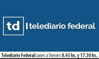 TELEDIARIO FEDERAL